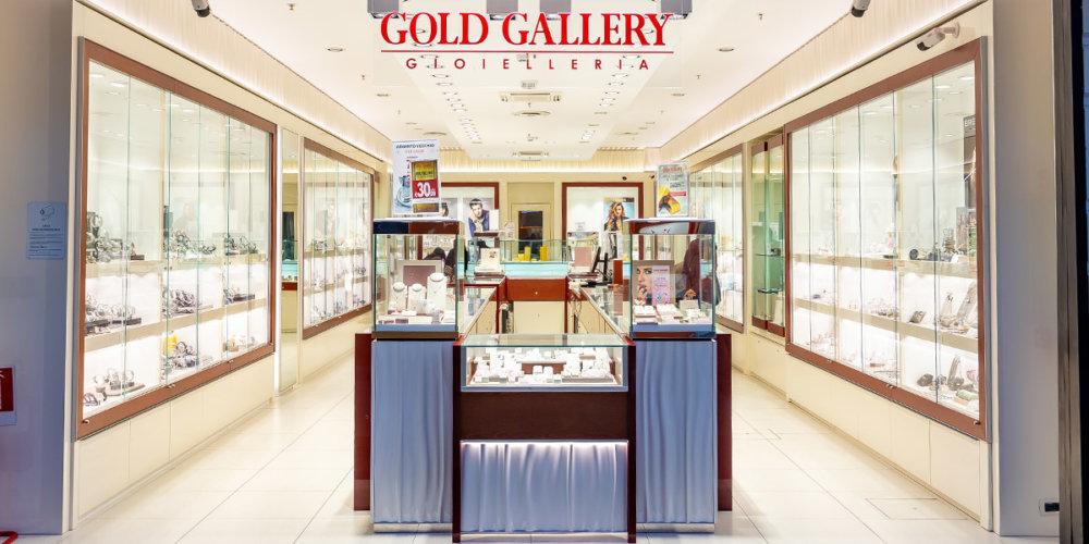 vasta gamma di meglio Prezzo del 50% Gold Gallery   Centro Commerciale Il Castello